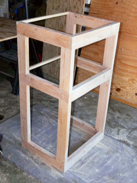 Radial Arm Saw Table Replacement